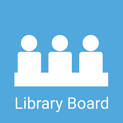 Library Board logo