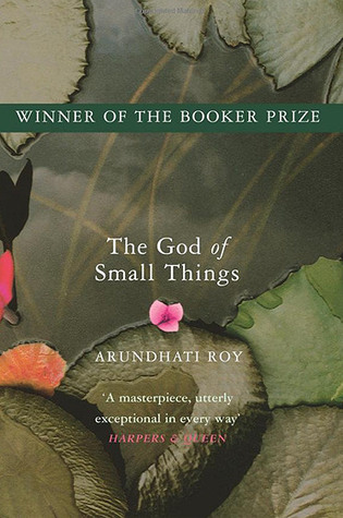 The God of Small Things by Arundhati Roy book cover