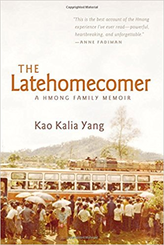 The Latehomecomer book for book discussion