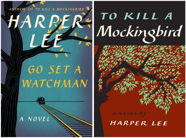 To Kill a Mockingbird and Go Set a Watchman