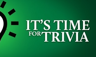 It's time for trivia