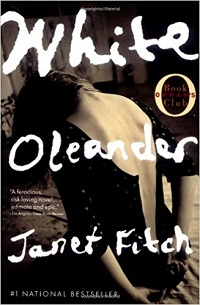 Book cover of White Oleander by Janet Fitch
