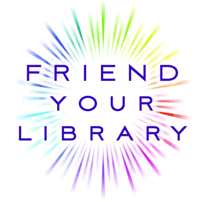 Friend your library logo